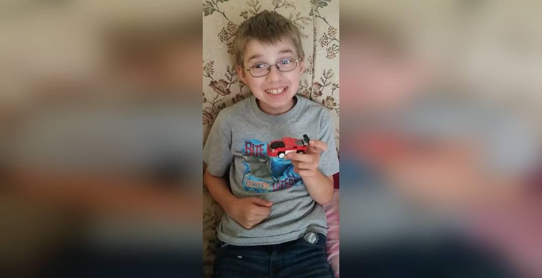 Missing boy ayden dubbelman new westminster police