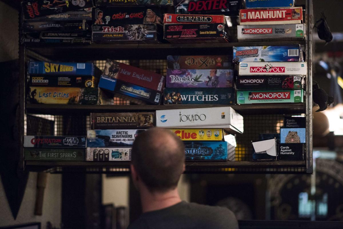 Storm Crow nerd bar