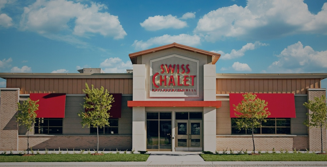 Swiss Chalet is piloting an all new look and menu