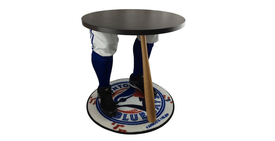 Blue jays table