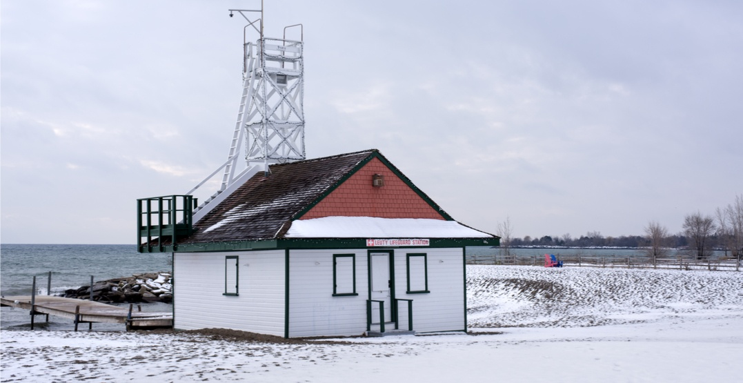 City plans to raise Kew Beach's lifeguard station to protect it