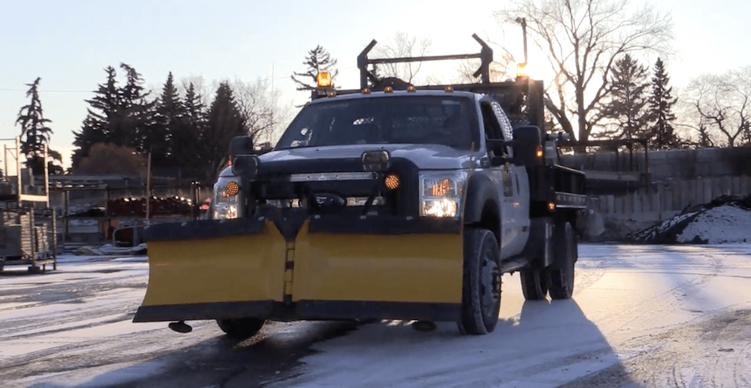 Here's how the City of Calgary's 7-day snow clearing plan works