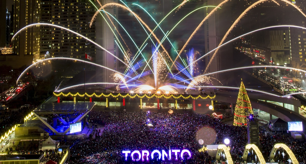 Toronto rideshare company giving away 5000 FREE rides on New Year's Eve