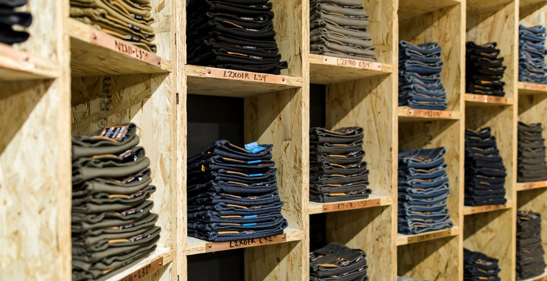 Dish ​& ​DUER is selling jeans for $29 during their Boxing Week sale