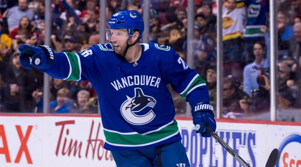 SixPack: Vanek scores three and Boeser returns as Canucks lose to Habs