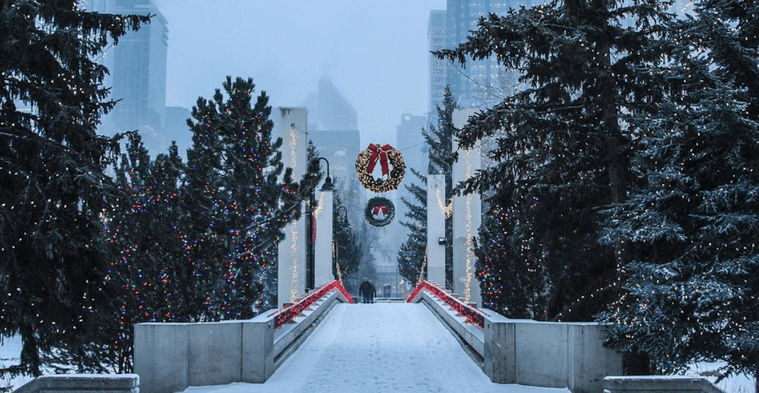 These festive photos of Christmas in Calgary will get you in the holiday spirit (PHOTOS)