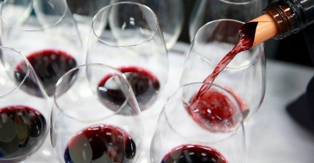 BC wine imports