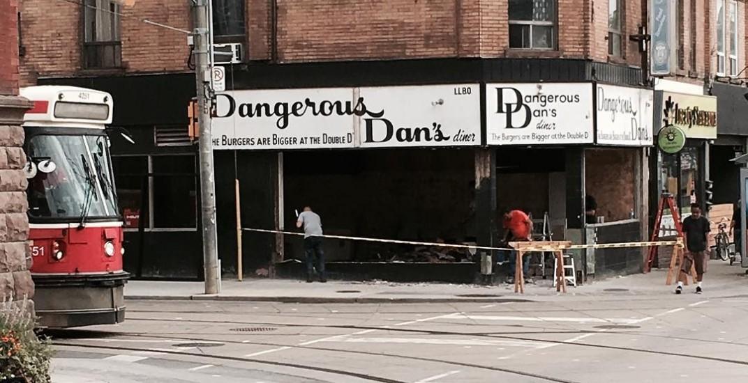 Dangerous dans