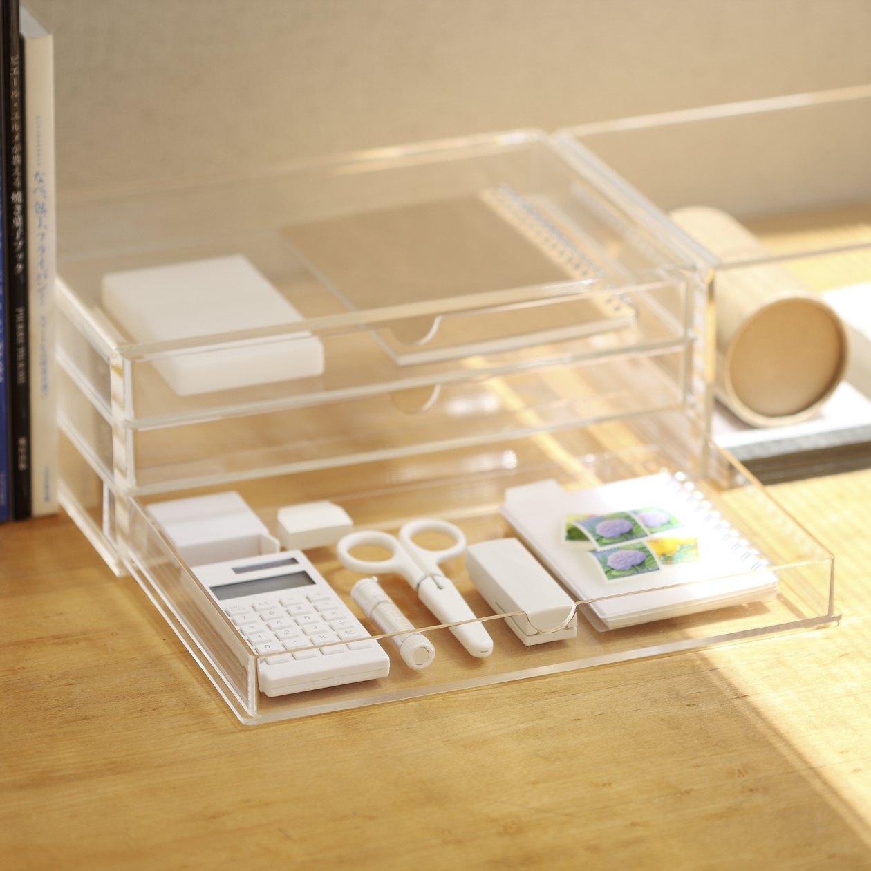 Desktop Organizers / Muji