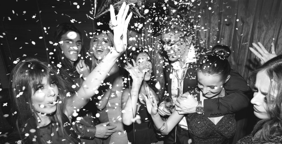 Why Parq Vancouver is where you need to be this New Year's Eve