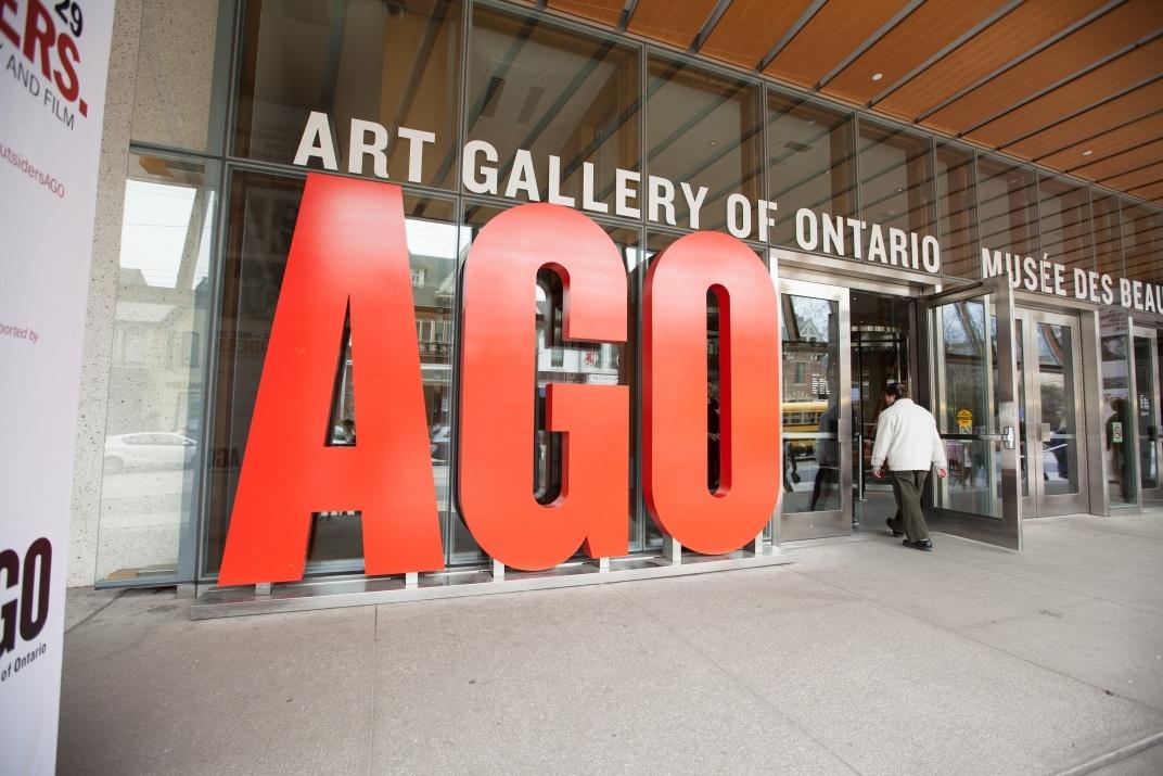 AGO Art gallery of ontario