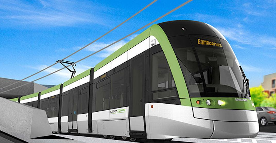 Metrolinx cuts more than half of its initial Bombardier vehicle order