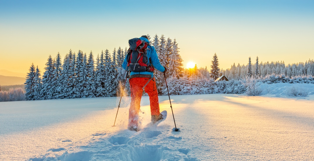 10 places to go snowshoeing in Montreal