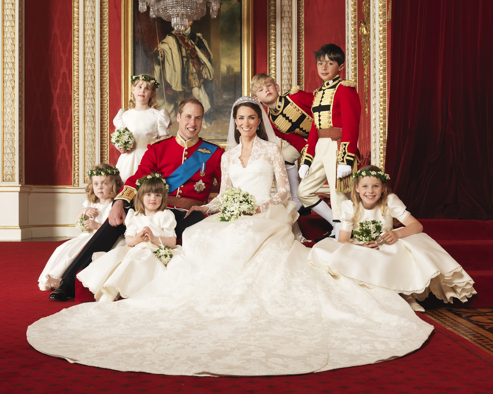 william catherine royal family