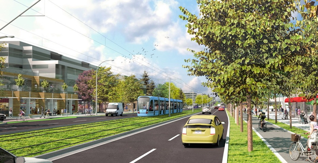 Opinion: Surrey's obsession with light rail is a misguided pursuit of European ideals