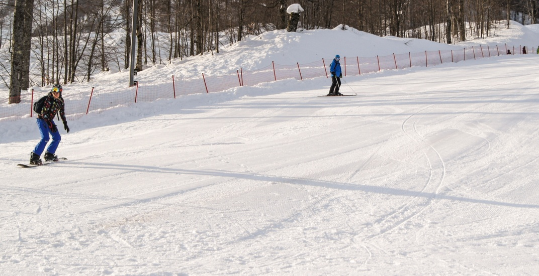 Montreal is officially getting a man-made ski hill (PHOTOS)