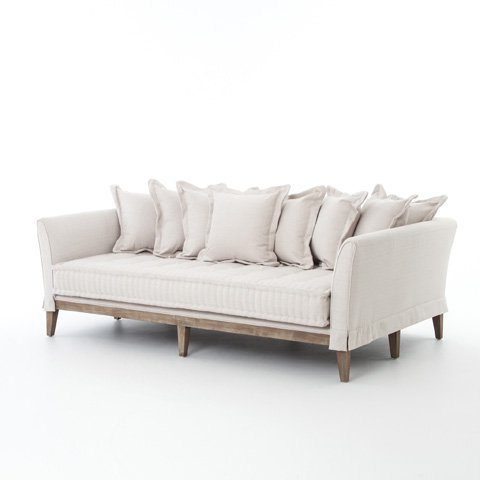 Day Bed Sofa / Four Hands
