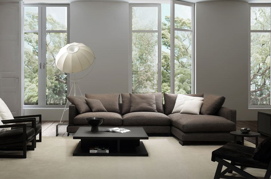 Lazy Time Sofa / Camerich