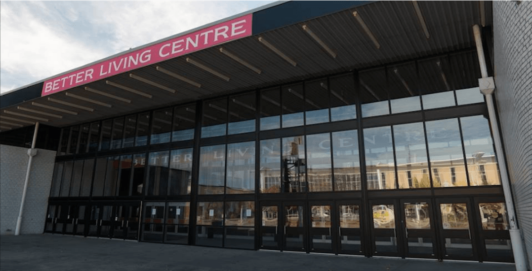 City of Toronto converting Exhibition Place into temporary homeless shelter