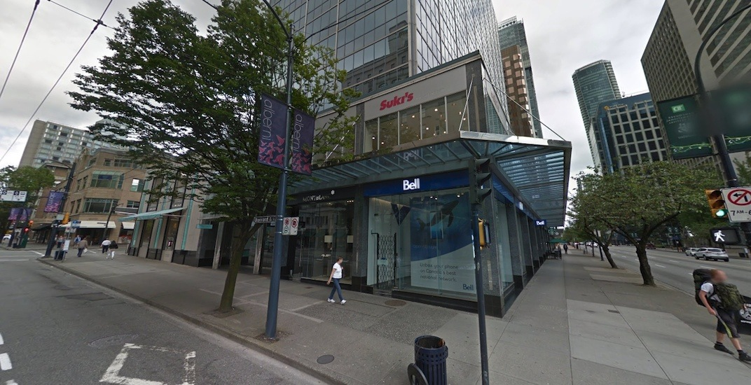 Hermes opening new 2-storey flagship store in downtown Vancouver