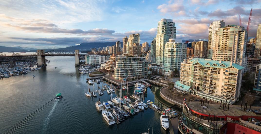 Vancouver skyline shutterstock