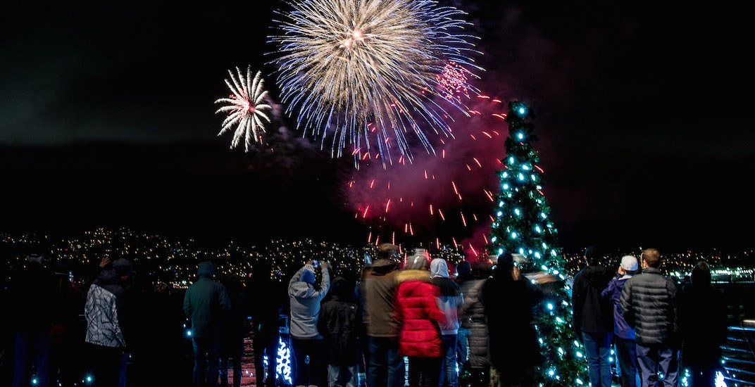 Win tickets to the Premium Indoor Party at Concord's New Year's Eve Vancouver fireworks (CONTEST)