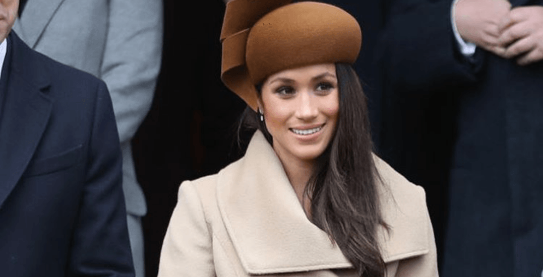 Meghan Markle rocks Canadian designer on Christmas Day outing with royal family