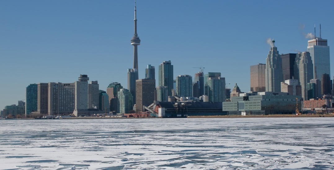 Toronto just broke a 57-year-old extreme cold record