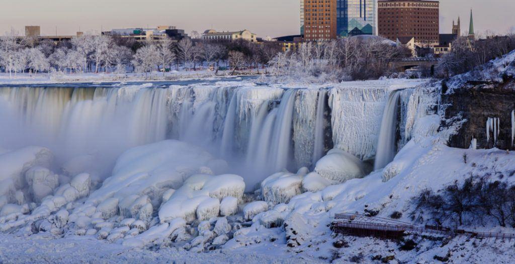 canada colder north pole