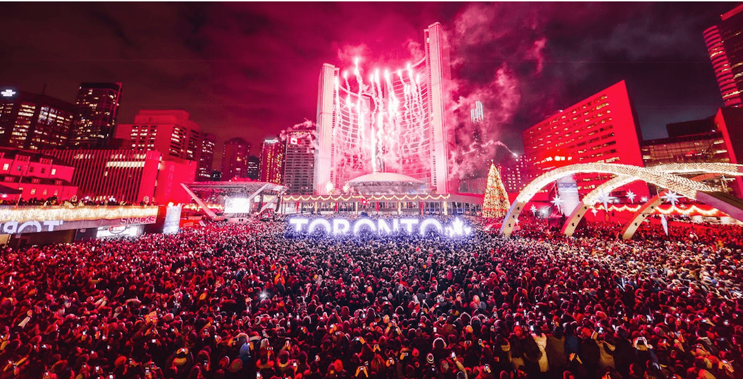 32 things to do in Toronto this NYE weekend: December 29 to 31