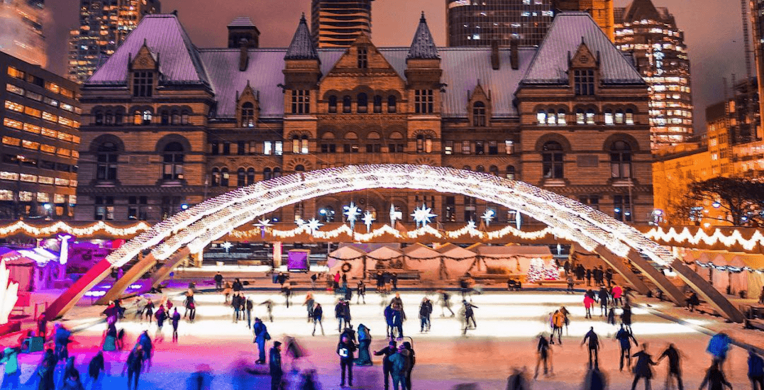 A massive free party celebrating Toronto's 186th birthday is coming in March