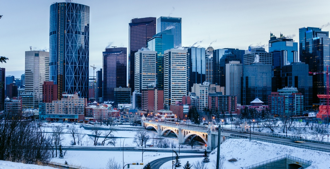 It's going to be really, really cold in Calgary this weekend