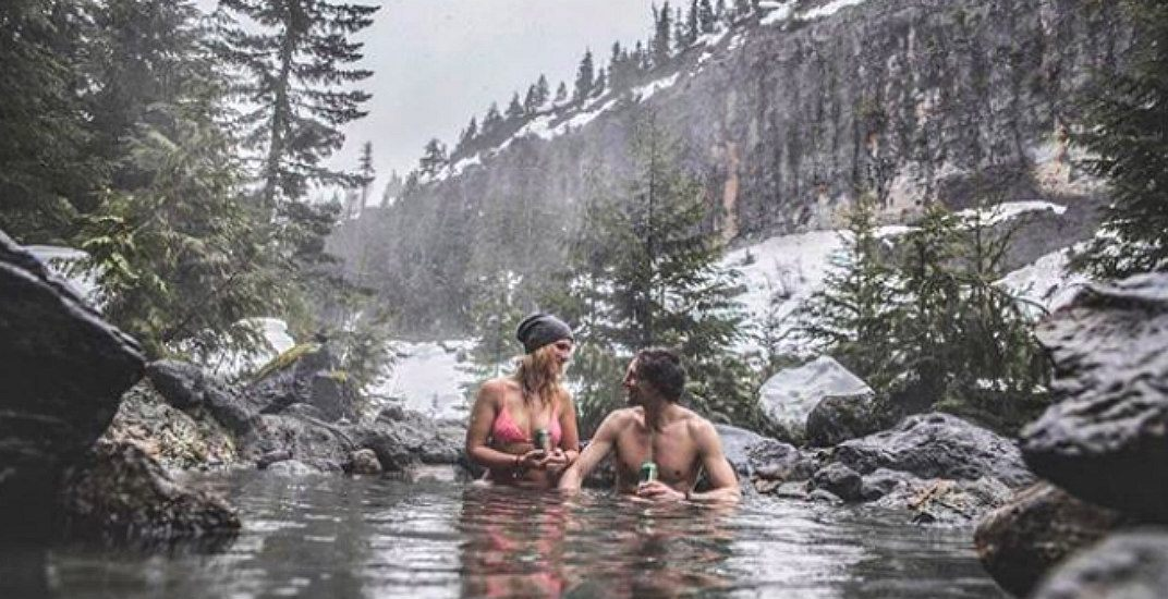 20 Instagram photos of hot springs in Canada that you'll want to visit ASAP