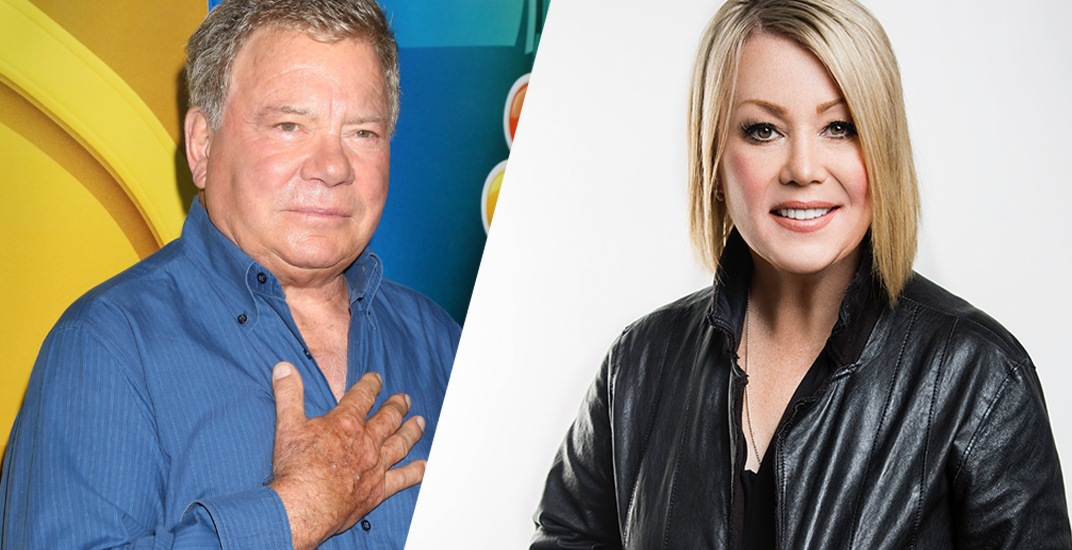 William Shatner, Jann Arden among 125 new appointments to the Order of Canada