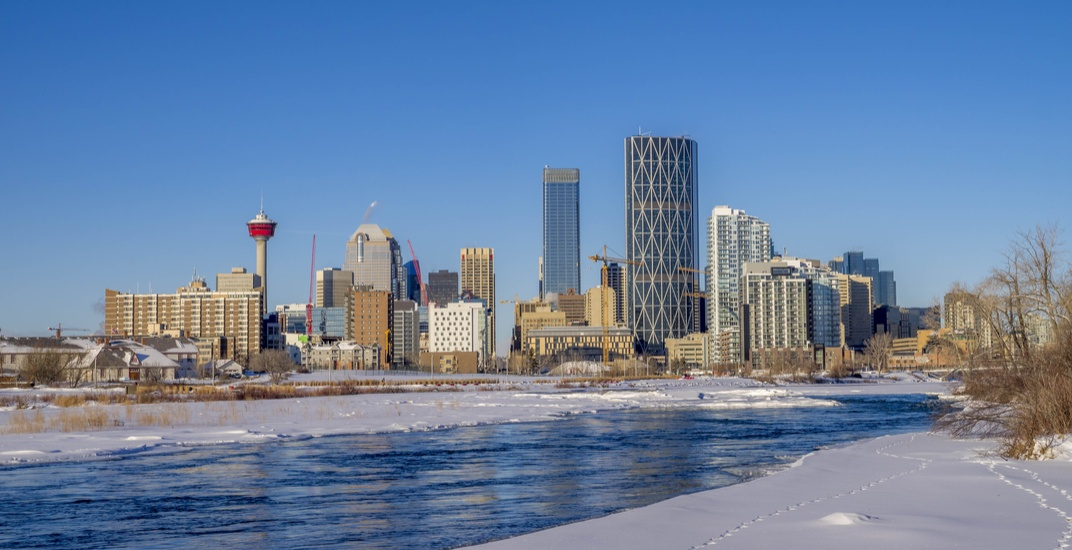 Warmer temperatures and sunshine expected in Calgary this week