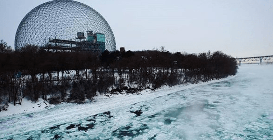 These frigid photos of Montreal will make you want to stay inside