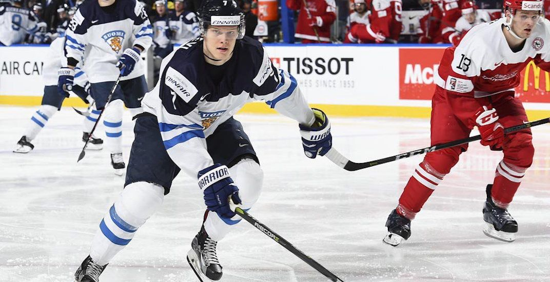 Canucks prospect Juolevi is better than you think