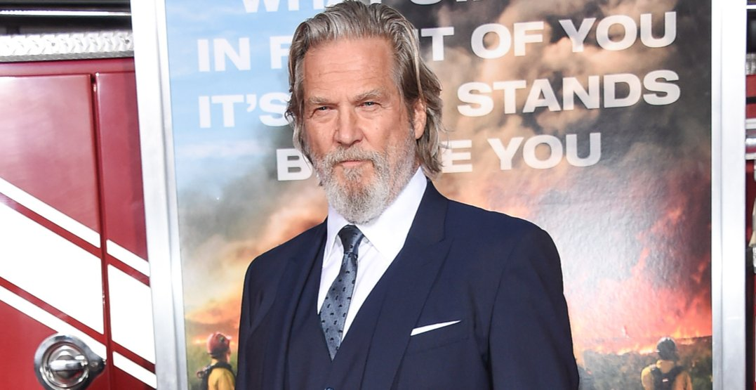 "Jeff Bridges arrives for the ""Only The Brave"" Los Angeles Premiere on October 8, 2017 in Westwood, CA"