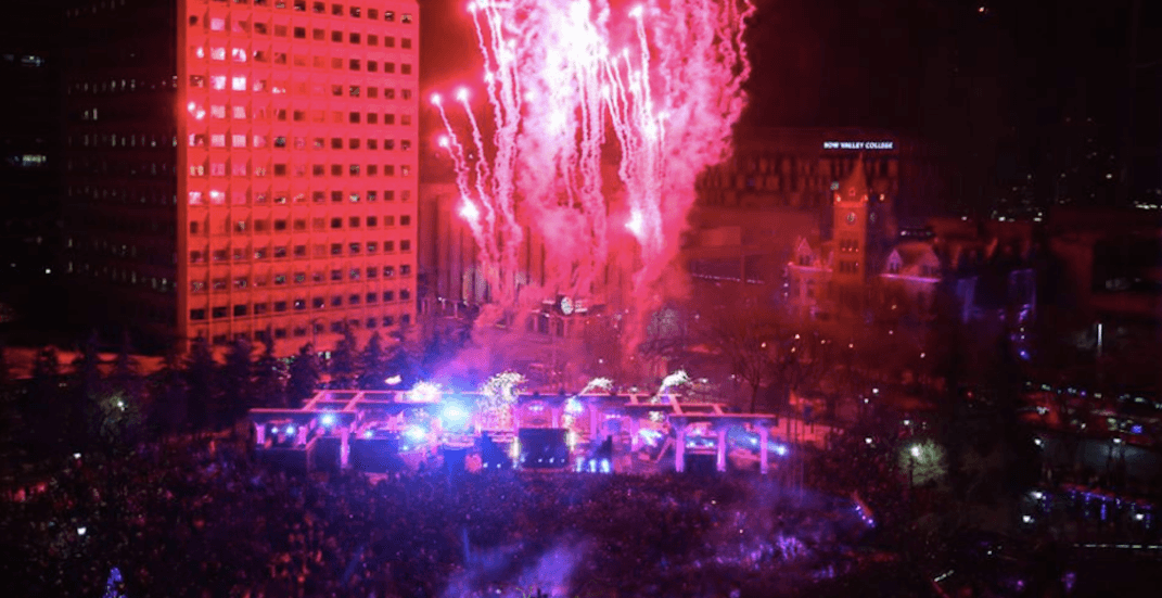 Calgary cancels outdoor New Years Eve events because of extreme cold weather