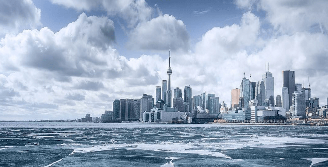 Toronto could be hit with a major ice storm this weekend