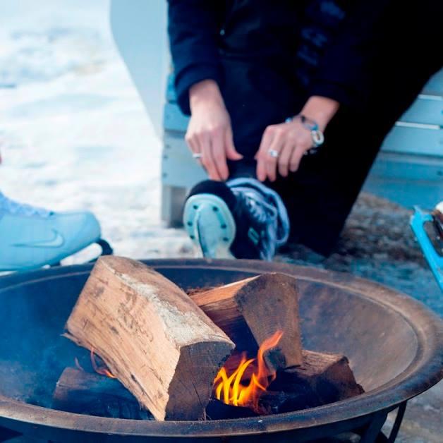 Fire and Ice Bracebridge
