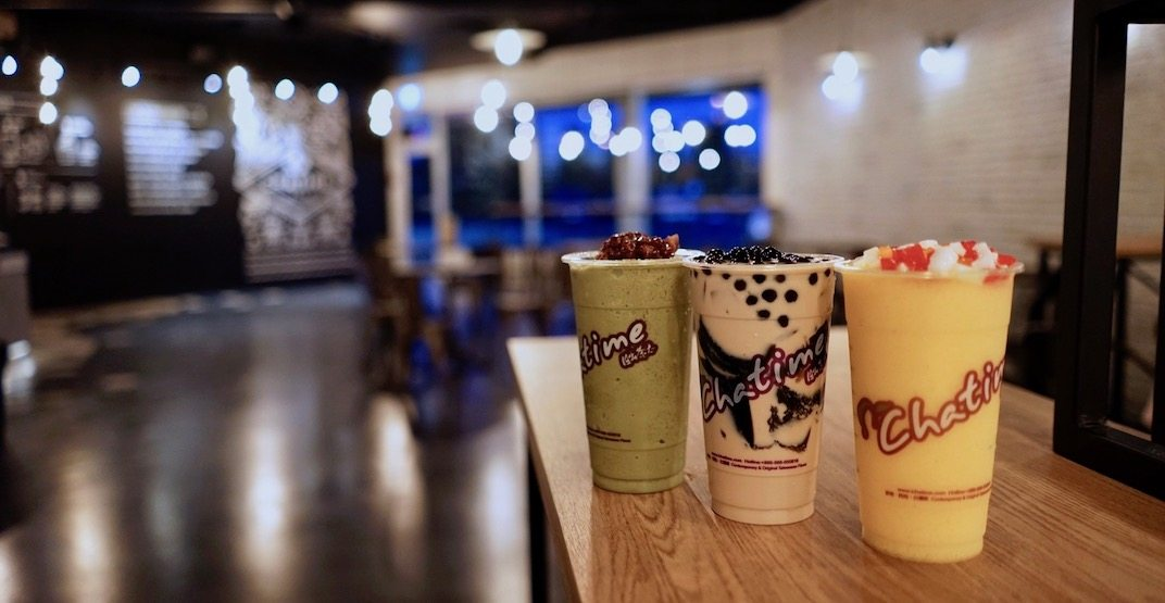 BOGO free at Chatime's new Richmond location this week