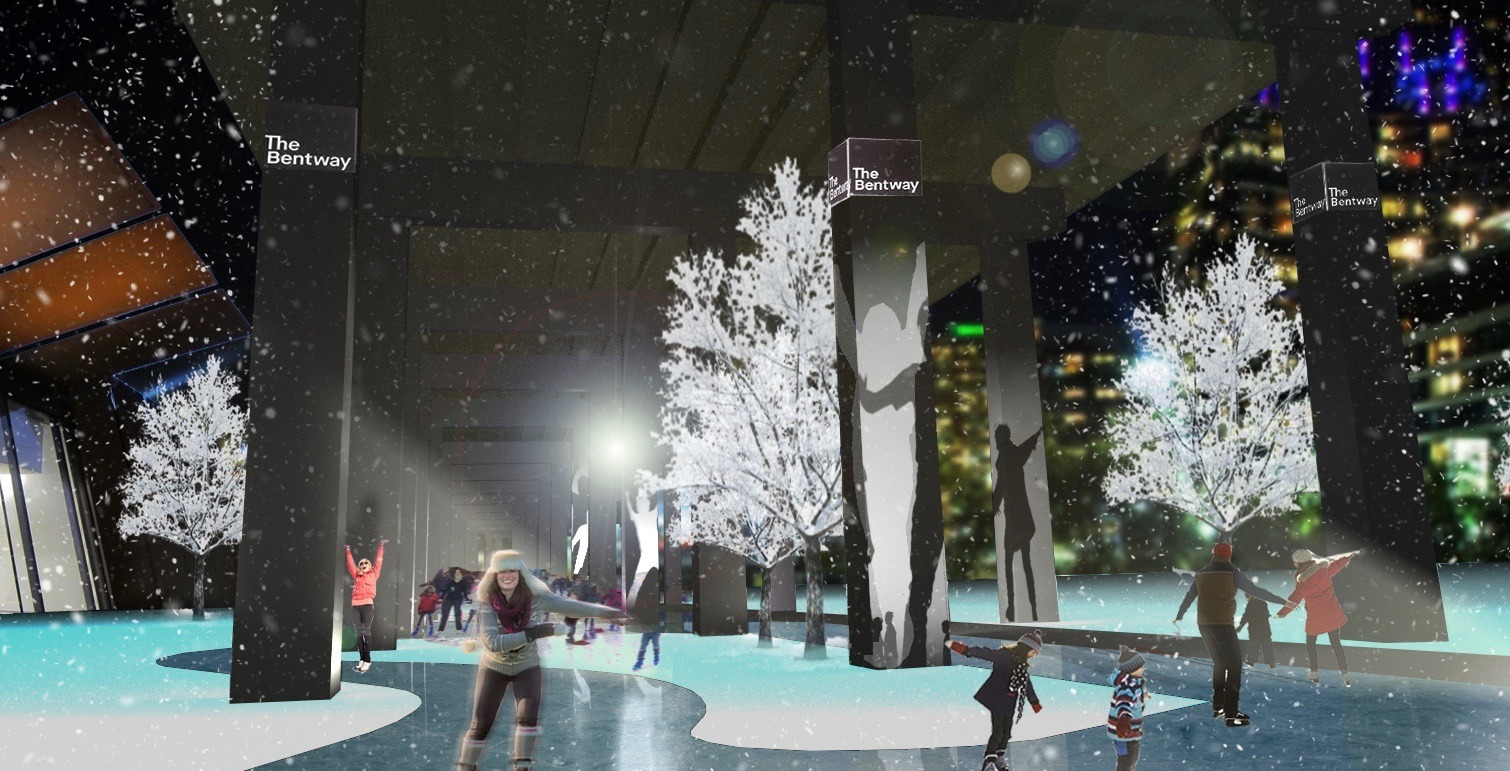 Toronto's newest outdoor skating trail officially opens this weekend