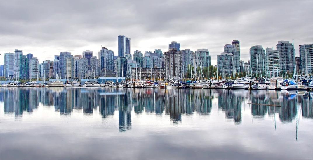 Vancouver skyline chantal de bruijneshutterstock