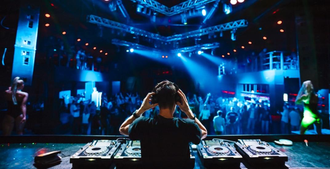 Dj at a club night glazok90shutterstock