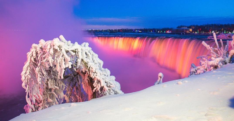Niagara Falls' frozen transformation continues to captivate (PHOTOS)