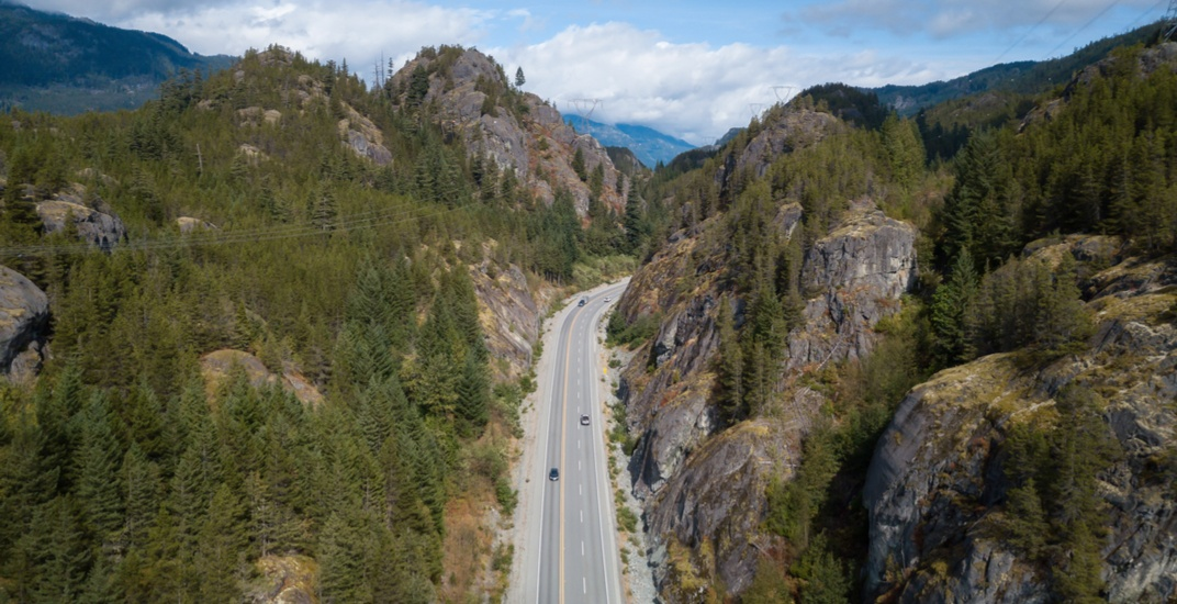 Sea to sky highway eb adventure photographyshutterstock