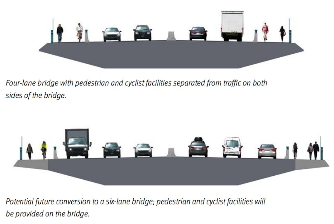 Pattullo Bridge Traffic >> New Pattullo Bridge replacement to be completed in 2023 | Daily Hive Vancouver