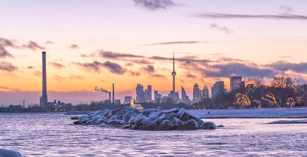 You can book a one-way flight to Toronto for under $125 right now