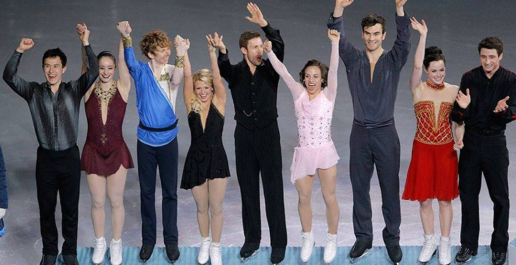 canada figure skaters